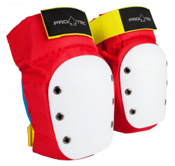 Pro-Tec Knee Pads red color (Default)