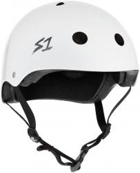 S-One V2 Lifer Helmet (M size) (Aqua/white)