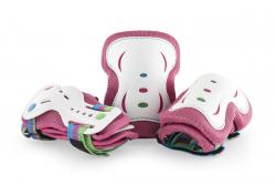 SFR Triple Pads Set AC760 (M size) (Pink/White)