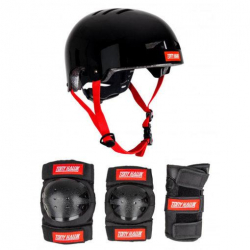Tony Hawk Protective Set Helmet & Padset (Default)