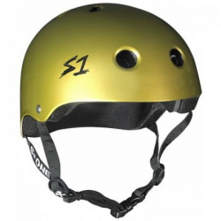 S-One V2 Lifer Helmet (XL size) (Gold)