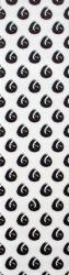 Hella Grip Sloth Dot Pro Scooter Grip Tape (Black/White)