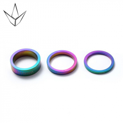 Blunt Bar Spacers Pack (Violet)