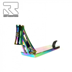 Root Industries Deck Air Small  (Green/Pink)