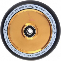 Striker Lighty Full Core V3 Pro Scooter Wheel  (Gold)