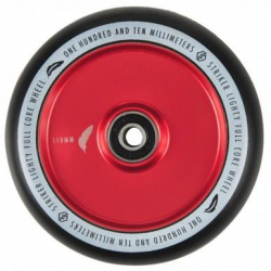 Striker Lighty Full Core V3 Pro Scooter Wheel  (Red)