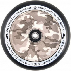 Striker Lighty Full Core V3 Pro Scooter Wheel  (Grey)