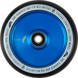 Striker Lighty Full Core V3 Pro Scooter Wheel  (Blue)