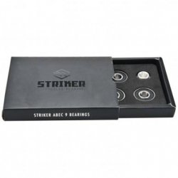Striker Stealth Abec 9 Bearingset (4 pack)