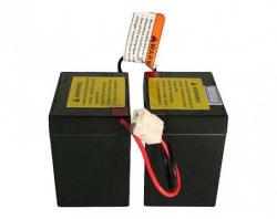 Razor E100/E-spark Battery (2 batt.)