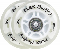 Flexsurfing Light up Wheel set