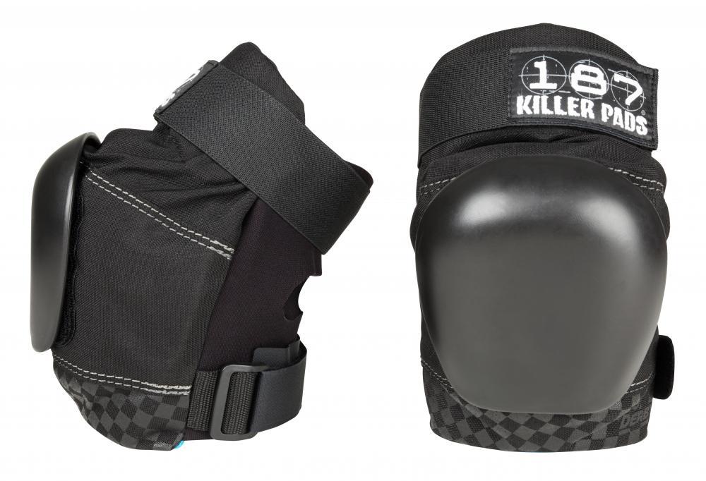187 Killer Pro Derby Knee Pads