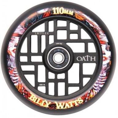 OATH WHEELS BILLY WATTS 110MM x 26MM