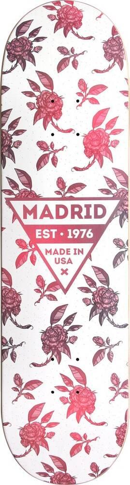 "Madrid Skateboard Deck 7.75"""