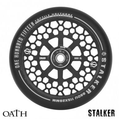 OATH WHEELS STALKER 115MM x 28MM