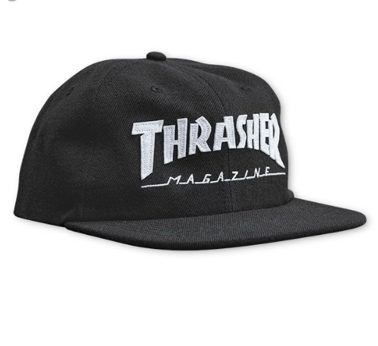 Thrasher snapback