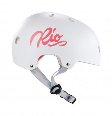 Rio Roller Script Helmet