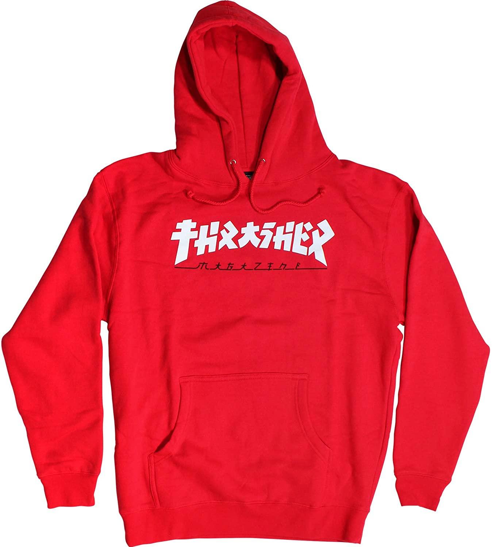 Thrasher Hoodie Godzilla