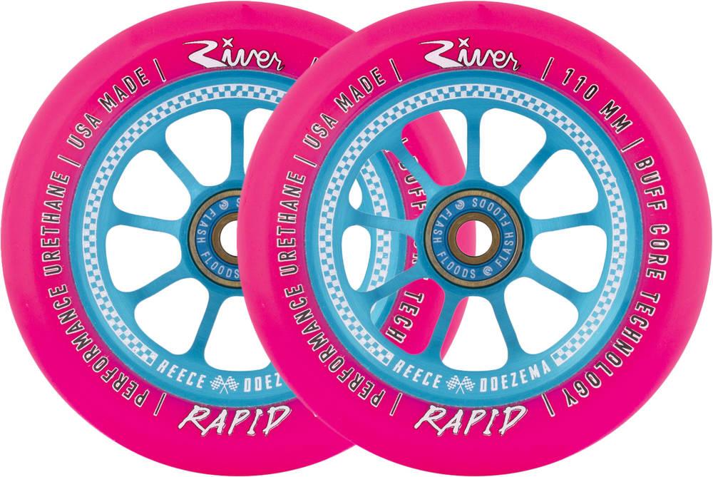 River Rapid Reece Doezema Signature Pro Scooter Wheels 2-Pack