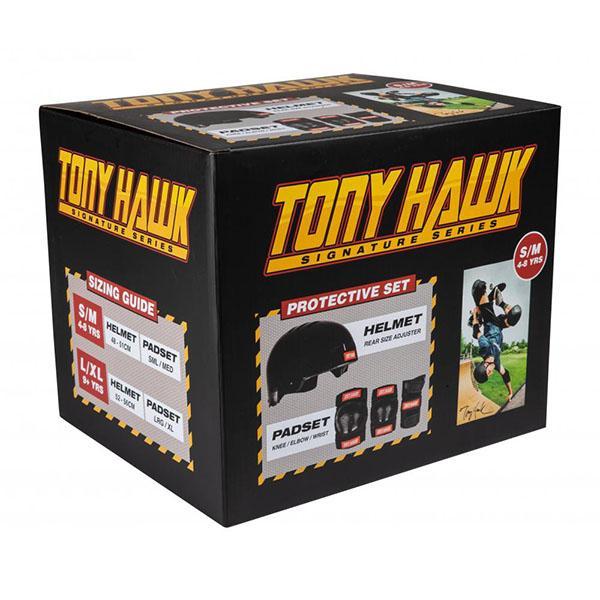 Tony Hawk Protective Set Helmet & Padset
