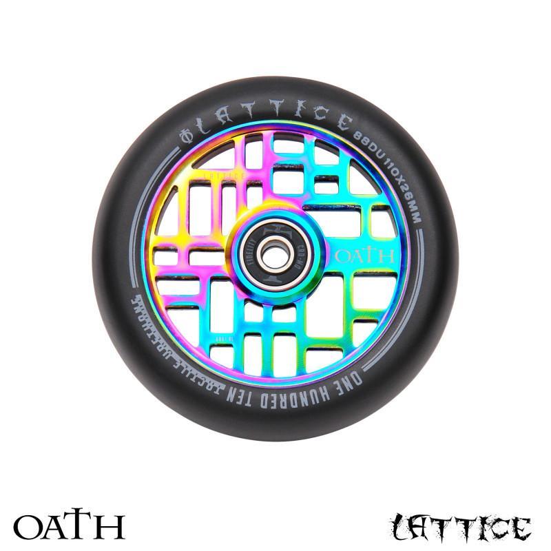 OATH WHEELS LATTICE 110MM x 26MM