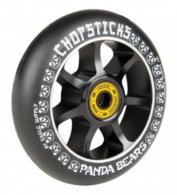 Chopsticks Wheel w/bearings Panda Bears/Samurai