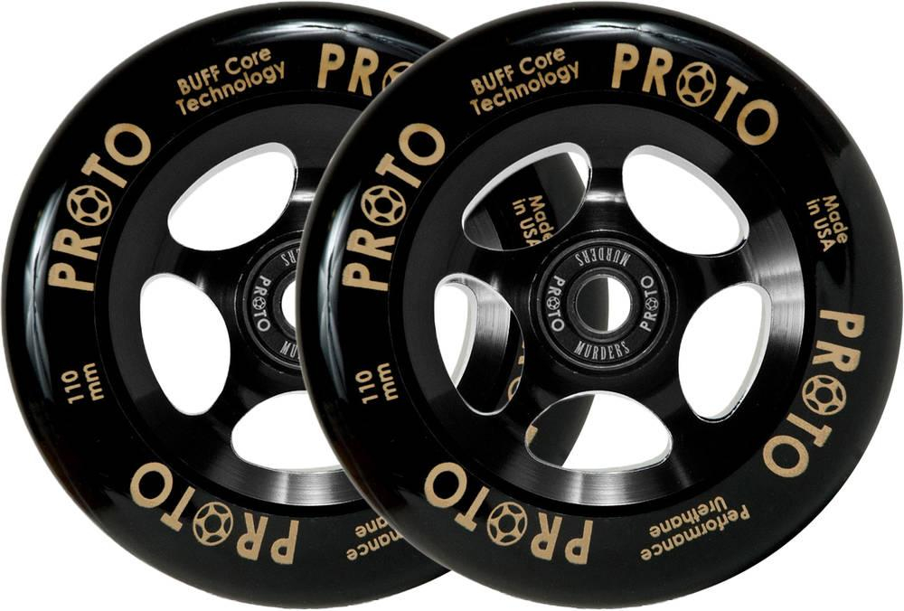 Proto Gripper Pro Scooter Wheels 2-Pack