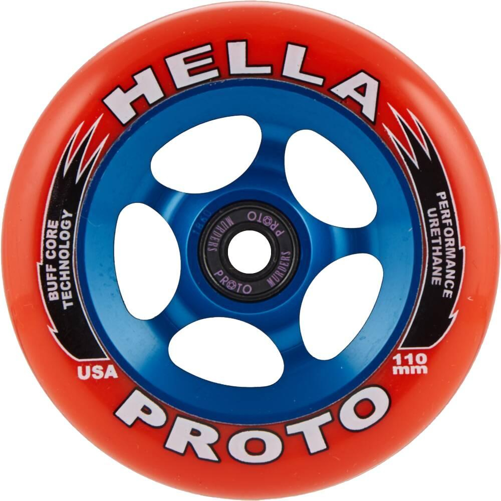 Proto X Hella Grip Pro Scooter Wheels 2-Pack