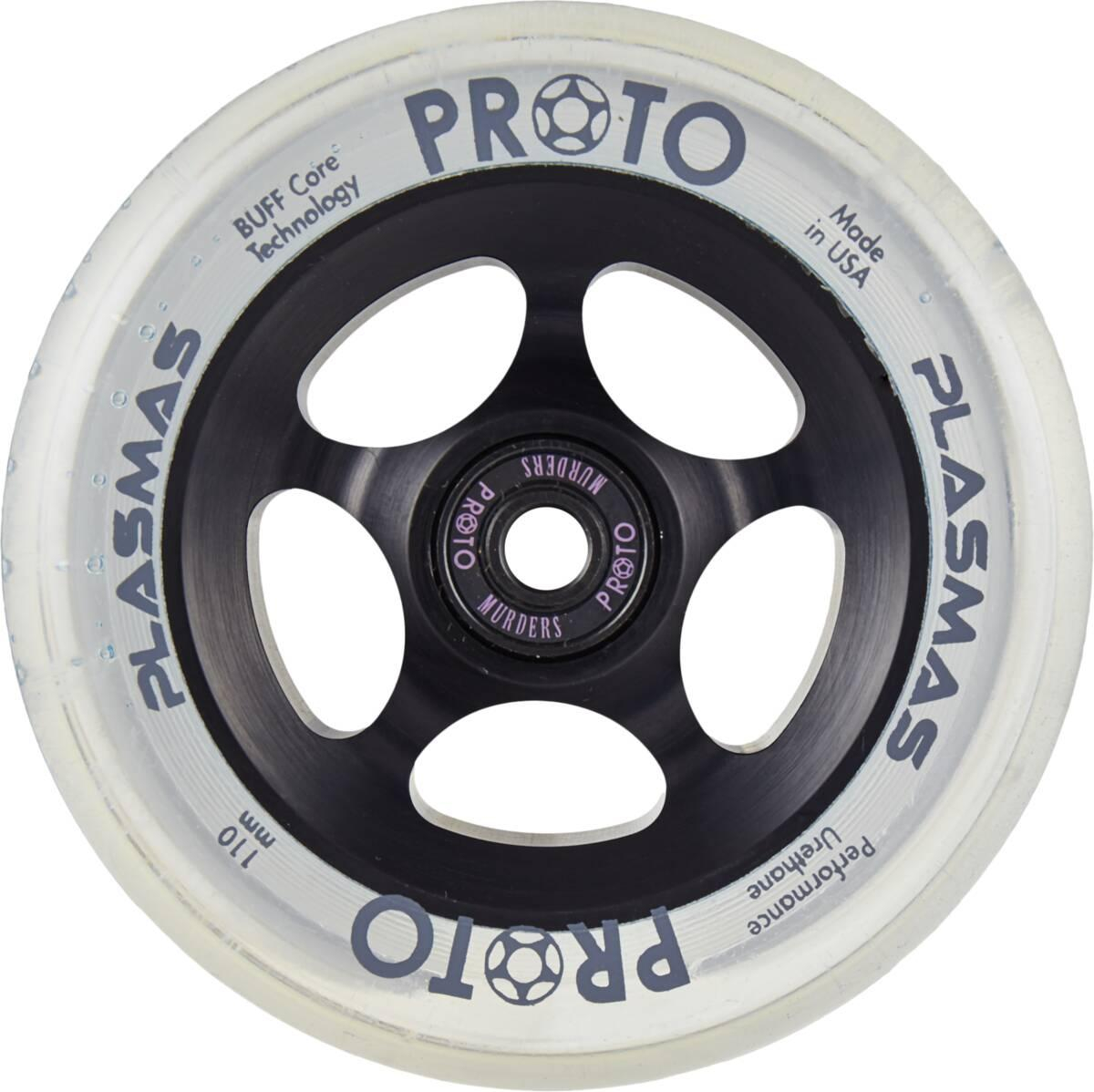 Proto Plasma Pro Scooter Wheels 2-Pack